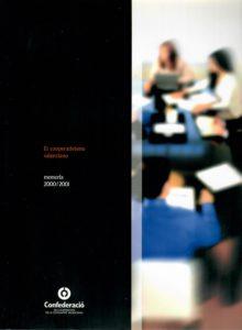 MEMORIA DEL COOPERATIVISMO VALENCIANO 2000-2001