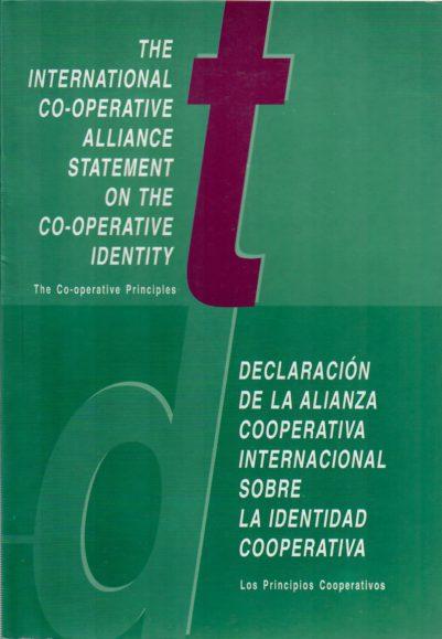 (Español) PRINCIPIOS COOPERATIVOS