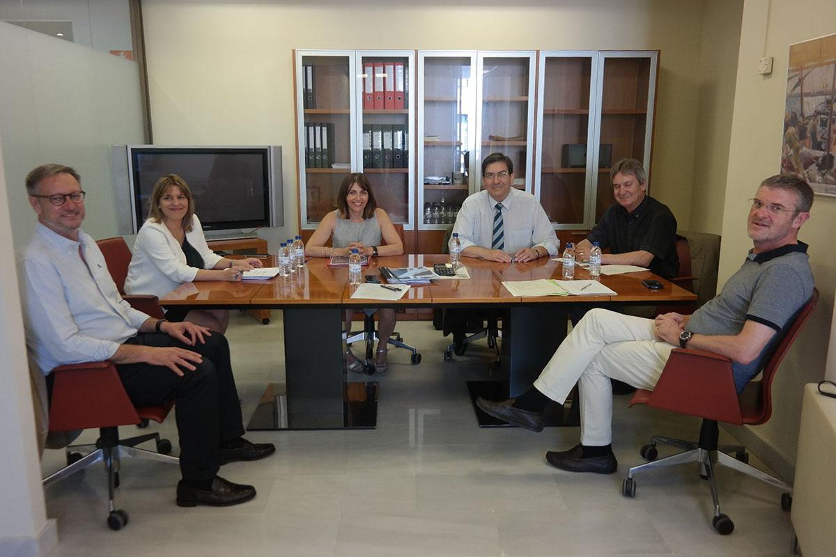 reunión grupo de trabajo