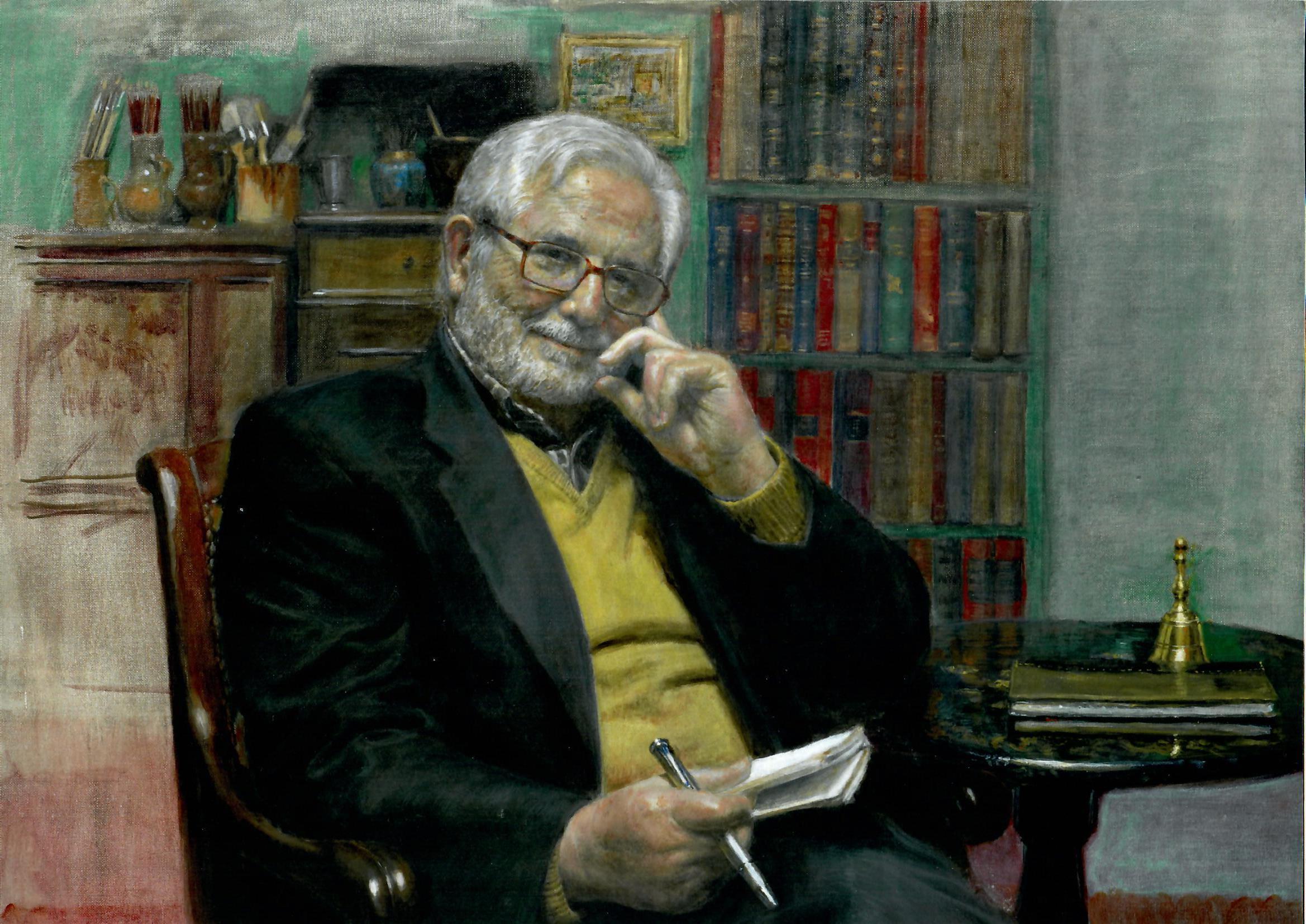 Retrato de Luis Valero